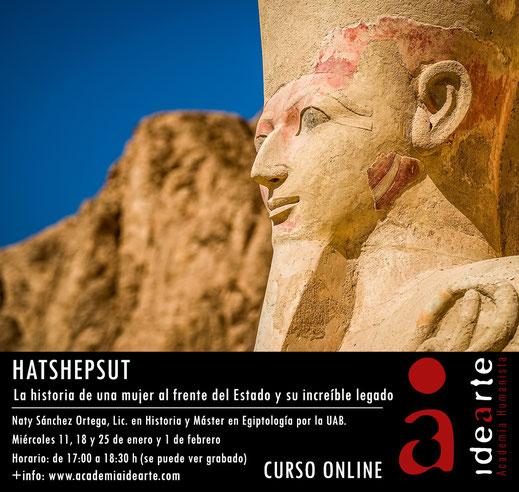 Hatshepsut; Deir el Bahari; Tutmosis III; faraón; mujer faraón; reina;