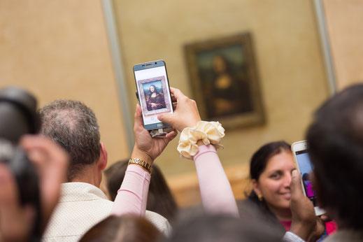 Gioconda; Louvre; Leonardo da Vinci; Renacimiento; arte; pintura; retrato;
