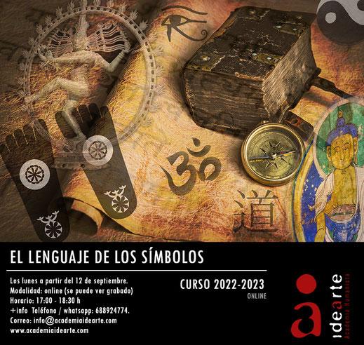 arte; símbolos; religiones; espiritualidad; espiritual; cursos; Barcelona;