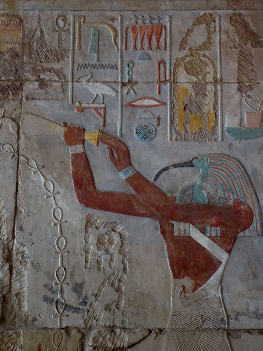 Thot; Egipto; religión egipcia; Barcelona; cursos; Palma de Mallorca;