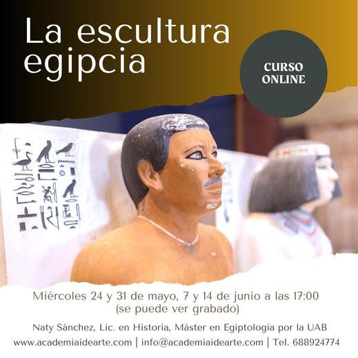 escultura egipcia; escriba sentado; Louvre; París; Egipto; Egiptología; Barcelona;