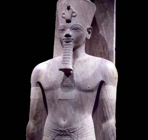 Amenhotep III; Dinastía XVIII; rey de Egipto; faraón; cursos de egiptología; Barcelona;