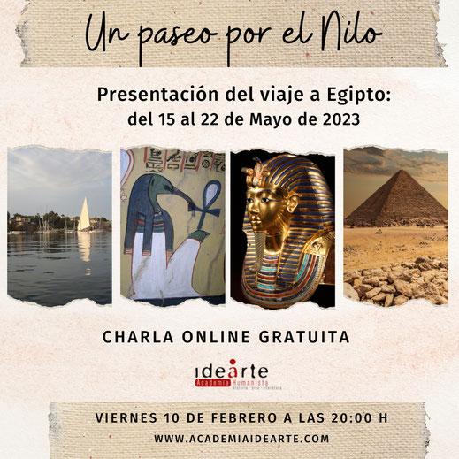 Valle de los Reyes; Palma de Mallorca; cursos; Egipto; egiptología;