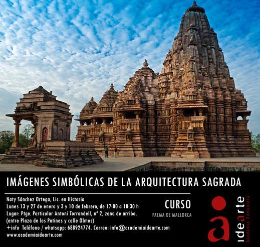 arquitectura sagrada; cursos; Barcelona; arte; templos; pirámides;