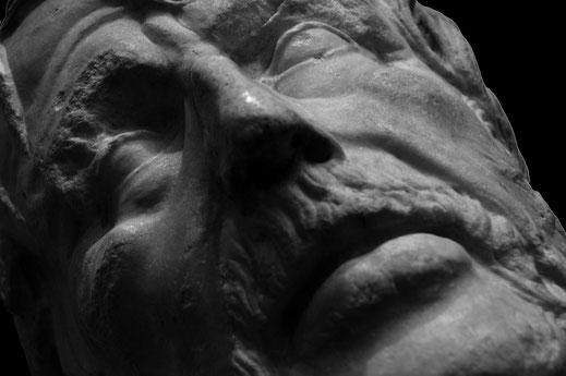 Séneca; busto; escultura; filósofo; estoico; estoicismo; Academia Idearte;