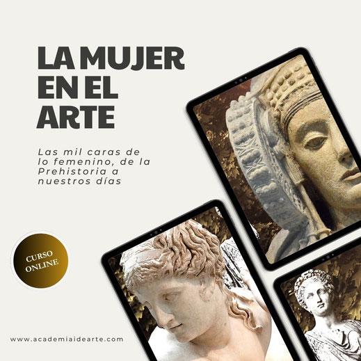 cursos; arte; Palma de Mallorca; mujer; femenino; diosas; arquetipos; Naty Sánchez Ortega;