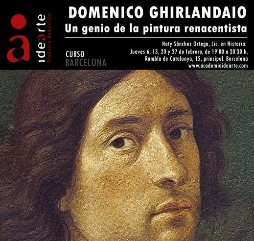 Domenico Ghirlandaio; pintura; Florencia; Renacimiento; cursos; Academia Idearte;