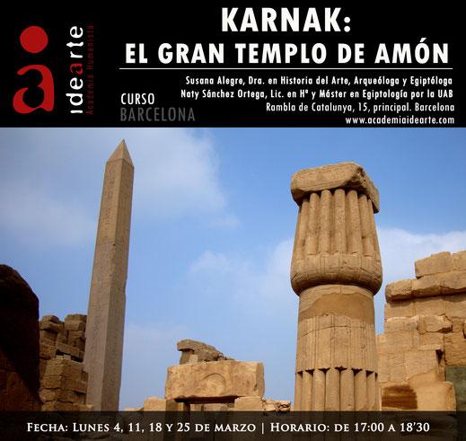 Karnak; Egipto; Egiptología; Amón; Tebas; templo egipcio; historia; arte;
