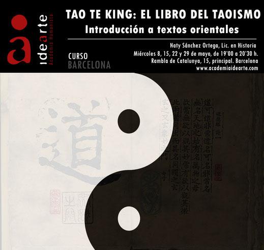 Tao Te King; Laozi; Lao Tsé; taoísmo; China; pensamiento chino;