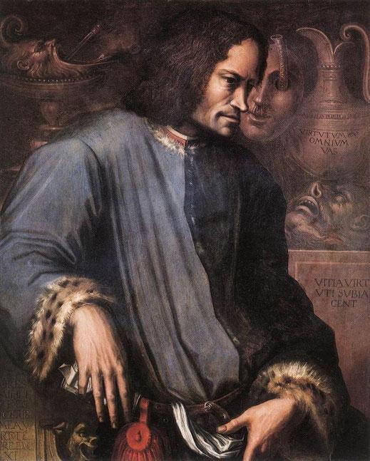 Lorenzo de Médici; Florencia; Italia; Renacimiento; cursos; Naty Sánchez Ortega;