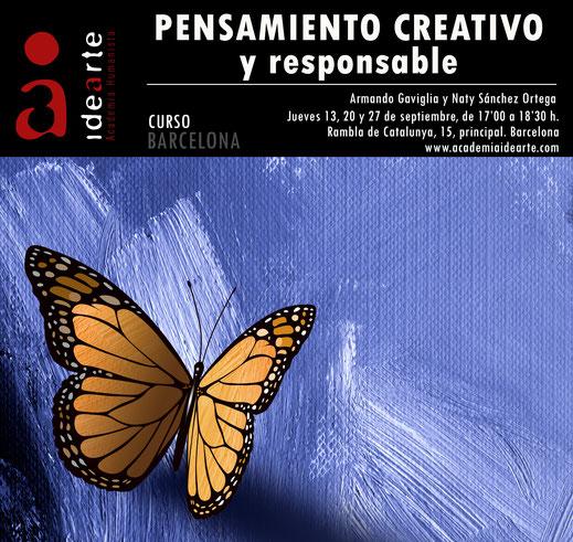 arte; creatividad; responsabilidad; artistas; creativos; publicistas;