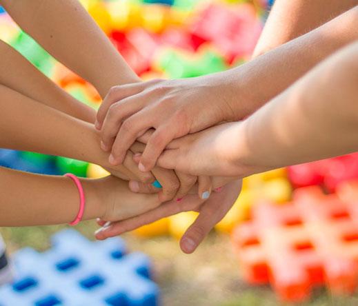 soziales Kompetenztraining, gemeinsam einen wertschätzenden Umgang üben