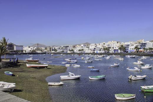 Ansicht von Arrecife/Lanzarote