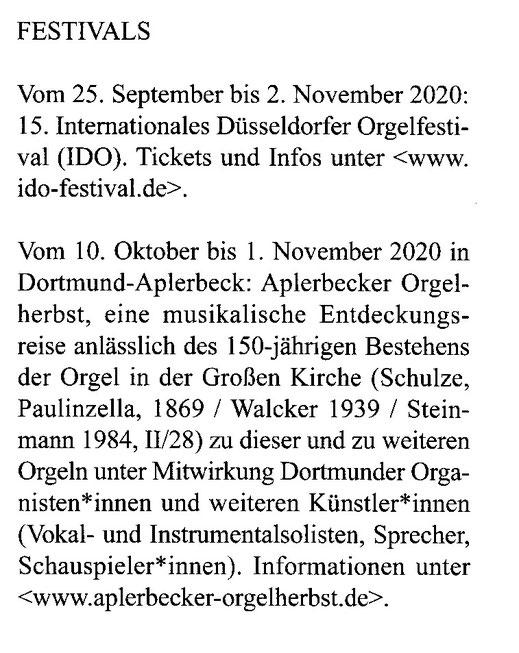 Ars Organi (Orgel-Fachzeitschrift)