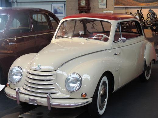 Stauffer AG Klassische Motorfahrzeugtechnik - Restauration DKW Jahrgang 1953 - Bild 20