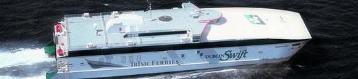 HSC Jonathan Swift, photo : Irish Ferries