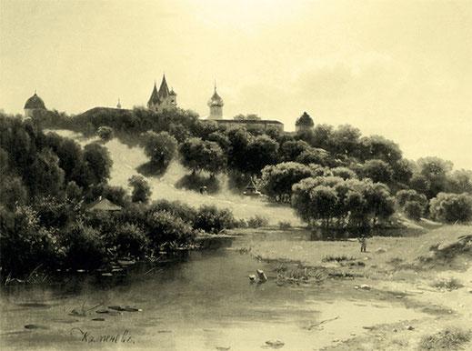 Старинное село Иславское