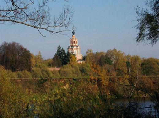 Церковь Спаса Нерукотворного Образа в Уборах