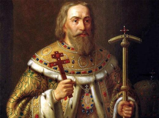 Царь и великий князь Василий Иванович Шуйский