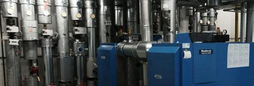 Heizungsanlage Brennstoffanlage