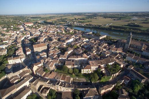 Cité médiévale de La Réole