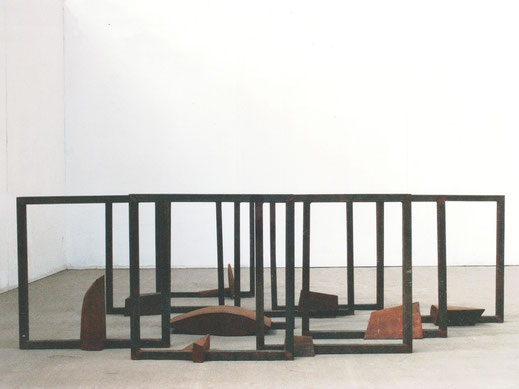 Rahmen-mit - 9 Stück