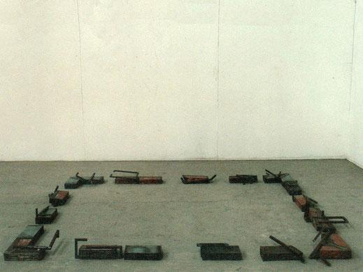 Blockspiel - 19 Stück