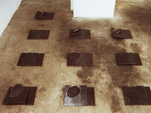 Tomt-Platten - 10 Stück