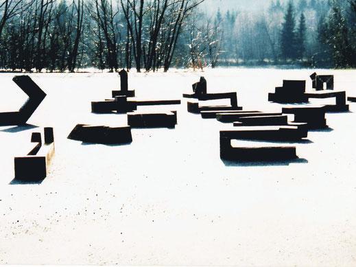 Norske tre grader am Entstehungsort in Larvik, Norwegen  - 25 Stück