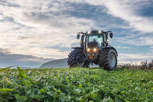 Traktorkurse G40 und weitere Ausbildungsmöglichkeiten bei Trigan