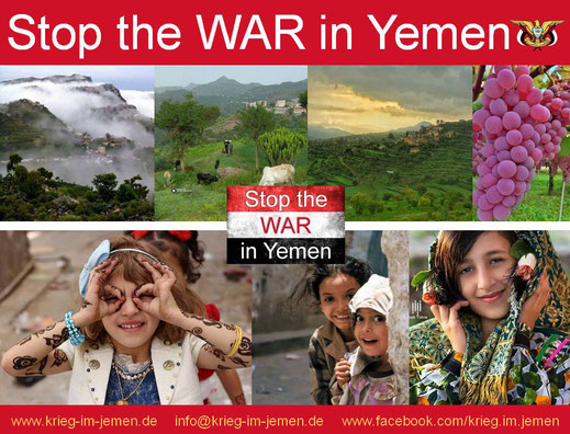 Pax Terra Musica 2018 - Offenes Friedensforum - Vortrag Stop the WAR in Yemen - PDF-Download