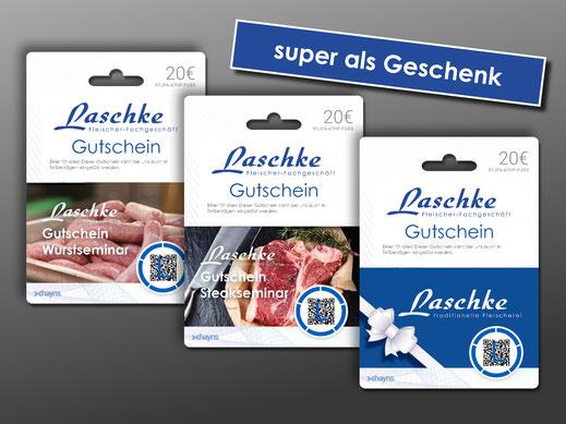 Steak-Tasting Seminar mit Christoph Laschke und Rolf Elsebusch