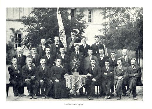 Cäcilienverein Männerchor