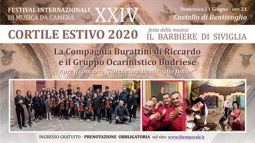 Gruppo Ocarinistico Budriese Emiliano Bernagozzi