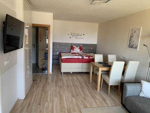 Familien-Ferienwohnung See-Appartement 1 für bis zu 4 Personen