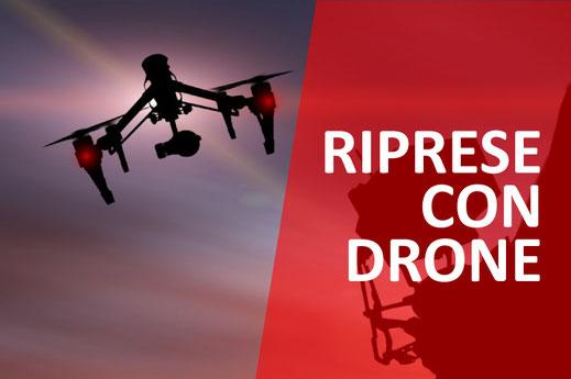 Riprese video con Drone, Rovigo