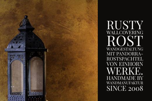 rost, rostspachtel, rostwand, rustywall, rost wandbeschichtung, rusty, wandmanufaktur, wandgestaltung, wandbeschichtung, pandorra, rustysurfaces, cortenstahl