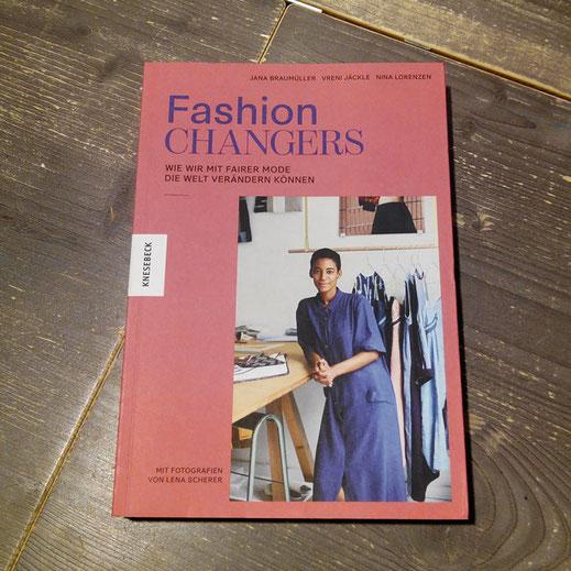 Fischerins Kleid Fashion Changers Cover