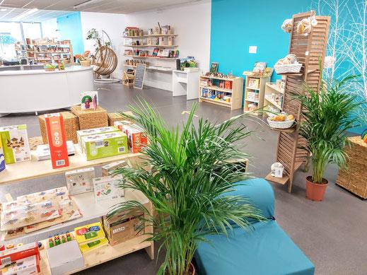 magasin Montessori Clermont boutique jeux jouets bois livres enfants