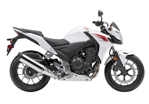 Honda CB500FA (A2-rijbewijs)