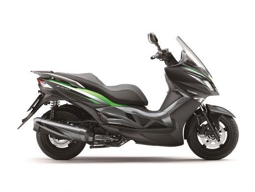 Kawasaki J300 (A2-rijbewijs)