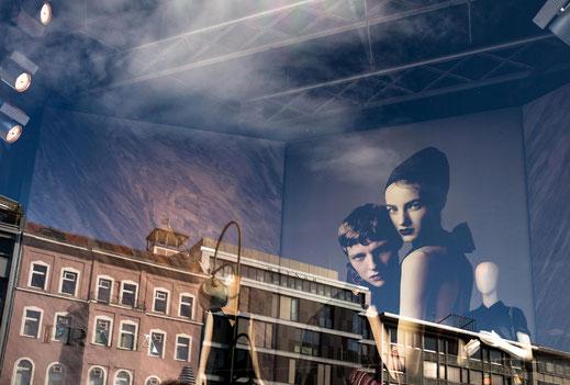 Beziehung 2015 Berlin  © Arina Dähnick