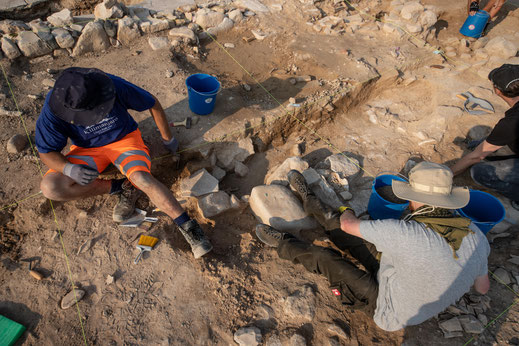 Archäologie Zypern
