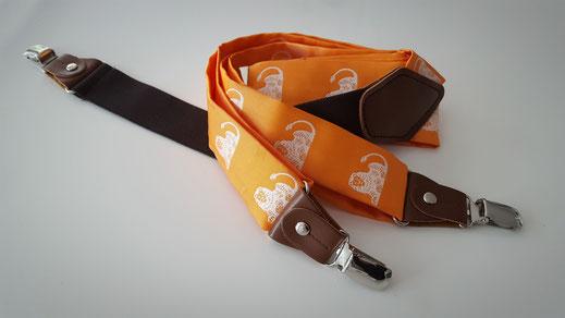 Bretels met logo laten maken - TieConcepts