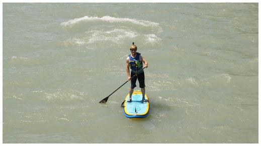 River SUP Drau