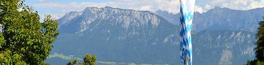 Kaisergebirge / Tatzelwurmstrasse zum Bichlersee