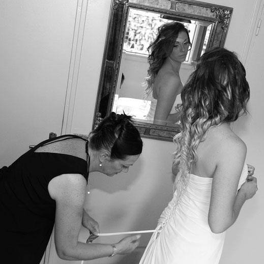les prparatifs du mariage - Photographe Mariage Landes