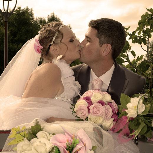 La cérémonie civile de mariage