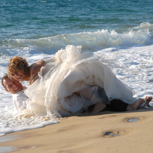 photographe mariage à Capbreton