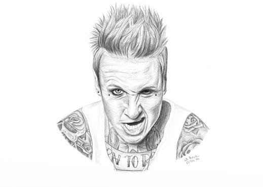"Jacoby Shaddix von ""Papa Roach"""